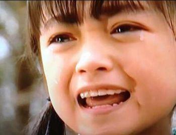 安達祐実、家なき子の涙.jpg